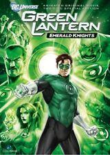 Green lantern Les chevaliers de l'emeraude DVD NEUF SOUS BLISTER
