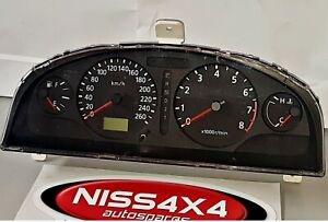 NISSAN MAXIMA A33 INSTRUMENT CLUSTER , SUITS 1998 - 2003