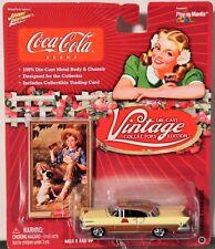 Ford panel van 1955 Coca cola Johnny Lightning 1/64