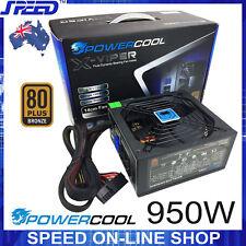 PowerCool X-VIPER 950W Modular 80+ Certified Power Supply - Gaming PC PSU