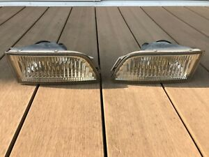 JDM 1999 Toyota Celsior UCF20 21 Lexus LS400 Foglights Fog Lights Lamps Set OEM