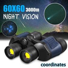 60x60 Day/Night Military Army Zoom Powerful Binoculars Optics Hunting Camping