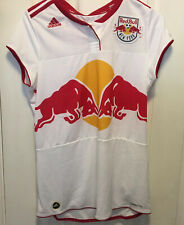 Adidas Red Bull Jersey MLS Soccer #14 Thierry Henry Home (L) New York Nice