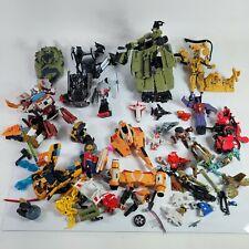 Huge Lot of Transformers Vintage Mix Lot