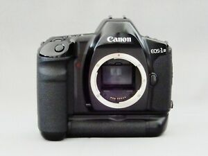 Canon EOS 1n mit Batteriegriff BP-E1 Battery Pack