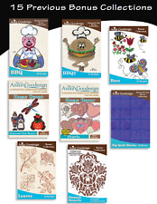 Anita Goodesign Embroidery Design CD: 2009 Bonus Boxed Set Collection