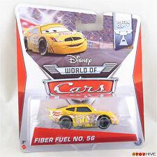 Disney Pixar World of Cars 2014 Fiber Fuel No. 56 Piston Cup Collection