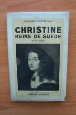 CHRISTINE REINE DE SUEDE 1626-1689
