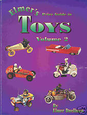 """GSPKW """"ELMER,S PRICE GUIDE TO TOYS VOL.2""""   NEU/NEW/NEUF BUT SIGNS OF STORAGE !"""