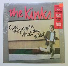 The Kinks Original Arista LP 1981 in Shrink