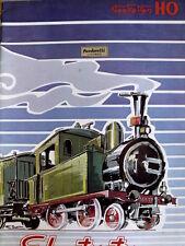 Catalogo ELECTROTREN 1978 in scala H0 - ENG DEU FRA ESP  [TR.3]