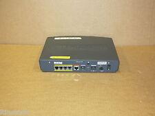 Cisco 876 Fast Ethernet Router de 4 Puertos Con Cable-Ccna Ccnp Ccie