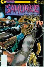 Samuree # 2 (Mark Beachum, Neal Adams cover) (Estados Unidos, 1987)