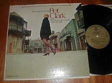"""PETULA CLARK 1967 """"These Are My Songs"""" LP w Don't Sleep In Subway VG++"""