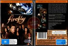 FIREFLY COMPLETE SERIES 4-DVD SET NEW tv season collection (Region 4 Australia)