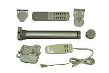 Remote Control Electric Motorized Roller shade tube  Rod for Window treatment