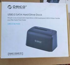 ORICO 2.5/3.5'' One Bay with Clone Function USB3.0 to SATA HDD Docking Station