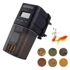 Automatic Fish Food Feeder Aquarium Tank Adjustable Auto Dispenser Feeding Timer