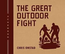 ACHEWOOD: THE GREAT OUTDOOR FIGHT by Chris Onstad - 1st Ed (2008 Dark Horse) NEW