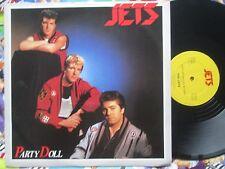 Jets Party Doll (Extended Version) PRT JETS 122 UK Vinyl 12inch Maxi-Single