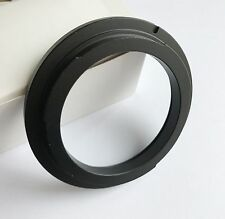 M65x1 M65 (1mm pitch) Thread to Pentax 67 Camera Mount Adapter Ring