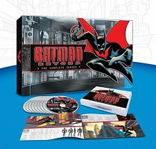 Batman Beyond: The Complete Series DVD Set (Limited Edition, NTSC) - Brand New