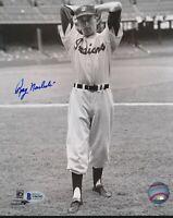 Signed Auto Autograph 8x10 Photo RAY NARLESKI Cleveland Indians w/ Beckett COA