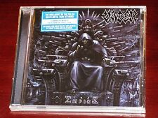 Vader: The Empire CD 2016 Poland Nuclear Blast Records America USA NB 3767-2 NEW