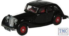76RK001 Oxford Diecast Black Riley Kestrel 1/76 Scale OO Gauge