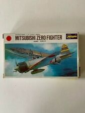 HASEGAWA 1/72 MITSUBISHI A6M2 TYPE 21 ZERO FIGHTER