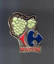 RARE PINS PIN'S .. HYPERMARCHE CARREFOUR  VIN WINE MACON 71 MODELE N°2  ~B1