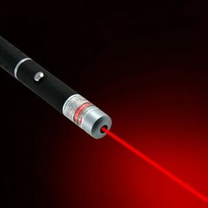 Laserpointer Beam Light Rot Stark Strahl Katze Hund Spielzeug