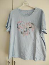 Damen T Shirts mit Rundhals Poloshirt günstig kaufen   eBay
