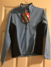 NWT, The North Face Fleece Pullover Womens Small Blue