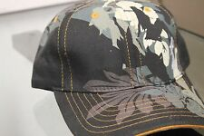 Crazy Shirt Floral Pattern Woman Hat Cap Strap Back Multicolor Adjustable