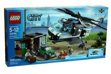 Lego CITY #60046 Helicopter Surveillance Building Toy Set
