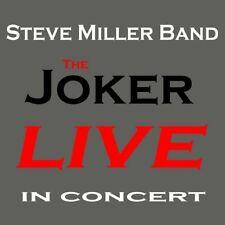 Steve Miller Band-The Joker Live In Concert CD (2014) New & Factory Sealed