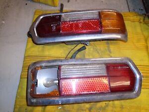 mercedes w108 rear lights