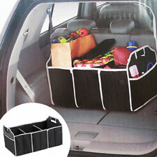 Car Trunk Cargo Organizer Portable Foldable Storage Collapsible Bag SUV Truck