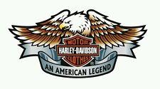 Pegatina Adhesivo Sticker Harley Aguila 60 CMS Aufkleber Autocollant