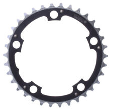 Origin-8 Alloy Ramped Chainrings Chainring Or8 94mm 32t Ramped Bk/sl