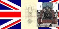 BRITISH AMMUNITION ARTILLERY HANDBOOK 1870 RIFLED GUNS CD