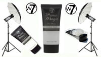 W7 prime magic camera ready face clear primer foundation base 30ml