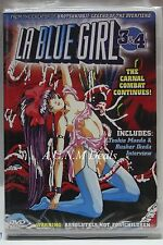 la blue girl 3&4 ntsc import dvd