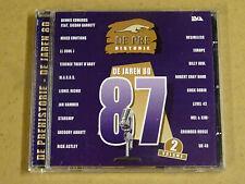 CD / DE PREHISTORIE DE JAREN 80 1987 - VOLUME 2