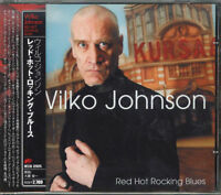 WILKO JOHNSON-RED HOT ROCKING BLUES-JAPAN CD G09