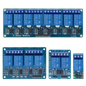 5V 1/2/4/8 Channel Relay Board Module Optocoupler LED for Arduino PiC ARM AVt8