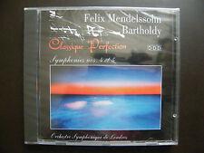 CD FELIX MENDELSSOHN BARTHOLDY - Classique Perfection / Neuf Sous Blister