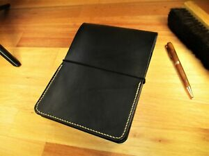 Personalized Add Your Name Leather Art Journal, Sketch Book, Note Pad Cover, A5