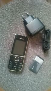 Nokia  C2-01 - Schwarz(Ohne Simlock)  Handy 100% Original !!